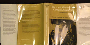 ILLNESS AND SHAMANISTIC CURING IN ZINACANTAN, H. Fabrega, 1st/1st 1973 HC/DJ