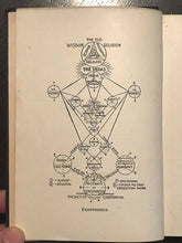 MYSTIC MASONRY: SYMBOLS OF FREEMASONRY - J.D. Buck, 1910 - OCCULT MYSTERIES