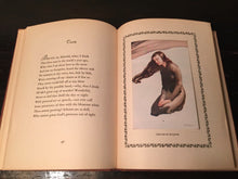 SONNETS FROM THE PORTUGUESE, E. Browning, Illus W. POGANY Tipped in Plates, 1945