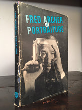 FRED ARCHER ON PORTRAITURE Fred Archer, Ansel Adams 1st/1st 1948 HC/DJ, SIGNED