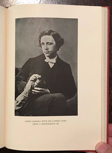 100th ANNIVERSARY CATALOGUE LEWIS CARROLL - Ltd Ed, 1932 ALICE IN WONDERLAND