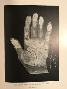 Cheiro's LANGUAGE OF THE HAND - 1897, ILLUSTRATED - Divination and Palmistry
