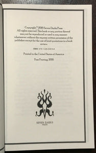 THE TOWER OF BELIAL: ADVANCED BLACK MAGIC & SHADOW SORCERY - Dray, 1st Ed 2016
