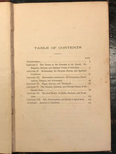 PRACTICAL OCCULTISM - J.J. MORSE, 1887, PSYCHIC, OCCULT, SPIRITS, MAGIC, SORCERY