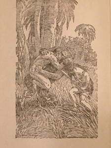 THE SON OF TARZAN by Edgar Rice Burroughs — A.L. Burt, 1918