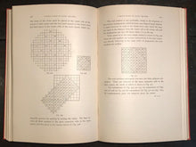 MAGIC SQUARES AND CUBES — W.S. Andrews, 2nd Edition, 1917 MATHEMATICS MAGIC