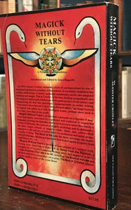 MAGICK WITHOUT TEARS - Aleister Crowley, 1991 - OCCULT MAGICK