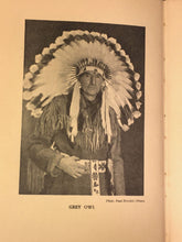THE TREE by GREY OWL, SIGNED 1st / 1st 1937, Environmentalism Conservation