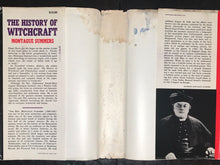 THE HISTORY OF WITCHCRAFT by Montague Summers, 1st Ed / 5th Printing, 1965 HC/DJ