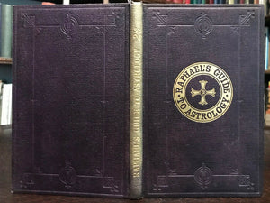 1911 RAPHAEL'S GUIDE TO ASTROLOGY - DIVINATION FATE FORTUNETELLING ZODIAC OCCULT