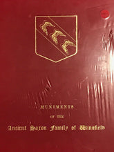 MUNIMENTS OF THE ANCIENT SAXON FAMILY OF WINGFIELD - Edward - 1st, 1987 - SEALED