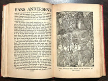 HANS ANDERSEN'S FAIRY TALES AND WONDER STORIES, 1930s - FAIRYTALES ILLUSTRATED