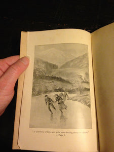 IN BLUE CREEK CANON by Ann C. Ray, First Edition, VERY RARE: Old West, Mountains