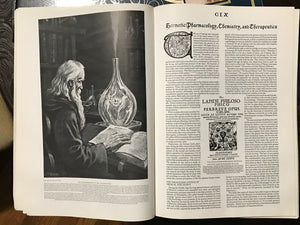 SECRET TEACHINGS OF ALL AGES - Manly Hall, 1989 MAGICK HERMETIC ALCHEMY MASONIC