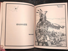 SIGNED LIMITED EDITION - LONG SHADOWS - JACK JACKSON, 1985 - AMERICAN INDIANS