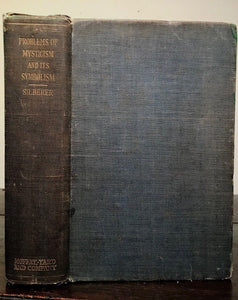 1917 - PROBLEMS OF MYSTICISM & ITS SYMBOLISM - SILBERER, 1st/1st Occult