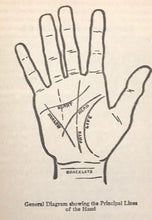 SEPHARIAL - THE WHEEL OF FORTUNE - 1st 1932 - GRIMOIRE Astrology Palmistry Omens