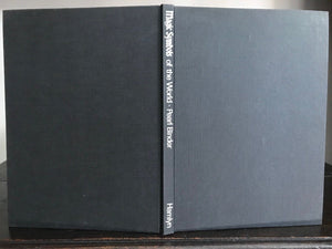 MAGIC SYMBOLS OF THE WORLD - BINDER 1st/1st 1972, HC/DJ Occult Witchcraft Voodoo