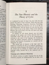 PHILOSOPHY OF CYCLE MONISM: Science & Nature - Oler 1971 PERSONAL COPY of Author