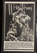 WT50: A TRIBUTE TO WEIRD TALES, Frank Frazetta, Robert Weinberg PULP 1974