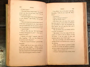 1834 ~ HELEN, A TALE by MARIA EDGEWORTH, 1st Edition / 1st Printing, 3 Volumes