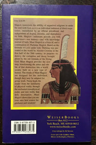 MAAT MAGICK - Nema, 1st Ed 1995 - SIGNED by Author - MAGIC OCCULT WITCHCRAFT