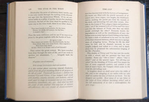 THE STAR IN THE WEST: A CRITICAL ESSAY UPON THE WORKS OF ALEISTER CROWLEY, 1907