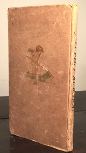 CUPID'S ALMANAC AND GUIDE TO HEARTICULTURE, O. Herford 1st Ed. 1908 Art Nouveau