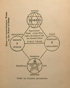 OCCULT PHILOSOPHY: NATURAL MAGIC, Agrippa - Grimoire Mysticism Alchemy - 1897
