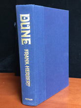 25th Anniversary Edition DUNE by Frank Herbert 1st Putnam Edition HC/DJ 1984