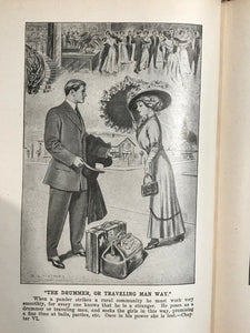 GREAT WAR ON WHITE SLAVERY - Roe, 1st Ed 1911 - PROSTITUTION SEX TRADE TRAFFIC