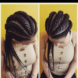 Goddess Braid Inspirations