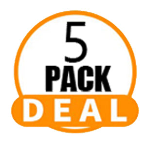 Synthetic Braids - 5 Pack Deals