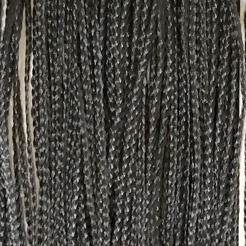 "25"" Micro Straight Knot braids"
