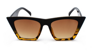 Hailey Sunglasses (Leopard)
