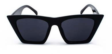 Hailey Sunglasses (BLACK)