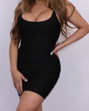 Black Bodycon Dress