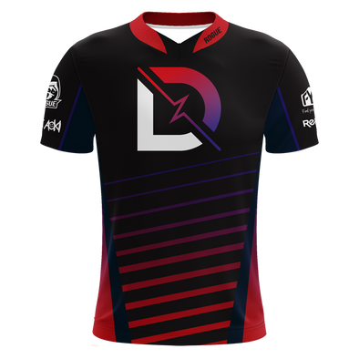 Limited Edition - Dr. Lupo X Rogue Pro Jersey