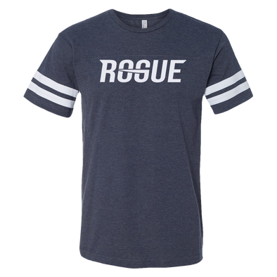 Rogue Football Tee - Navy - Rogue Official Shop