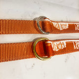 CALGARY LEASH IN ORANGE