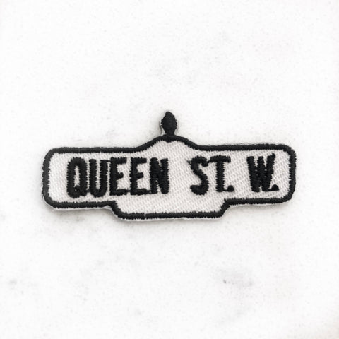 Queen St. W. Patch