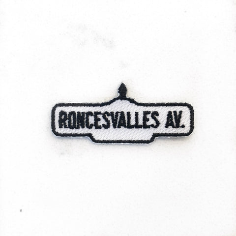 Roncesvalles Patch