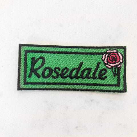 Rosedale Patch