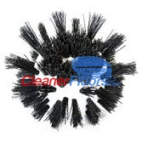 6.5 Inch Silicone Carbide Grit Mini Edger Brush - Pacific