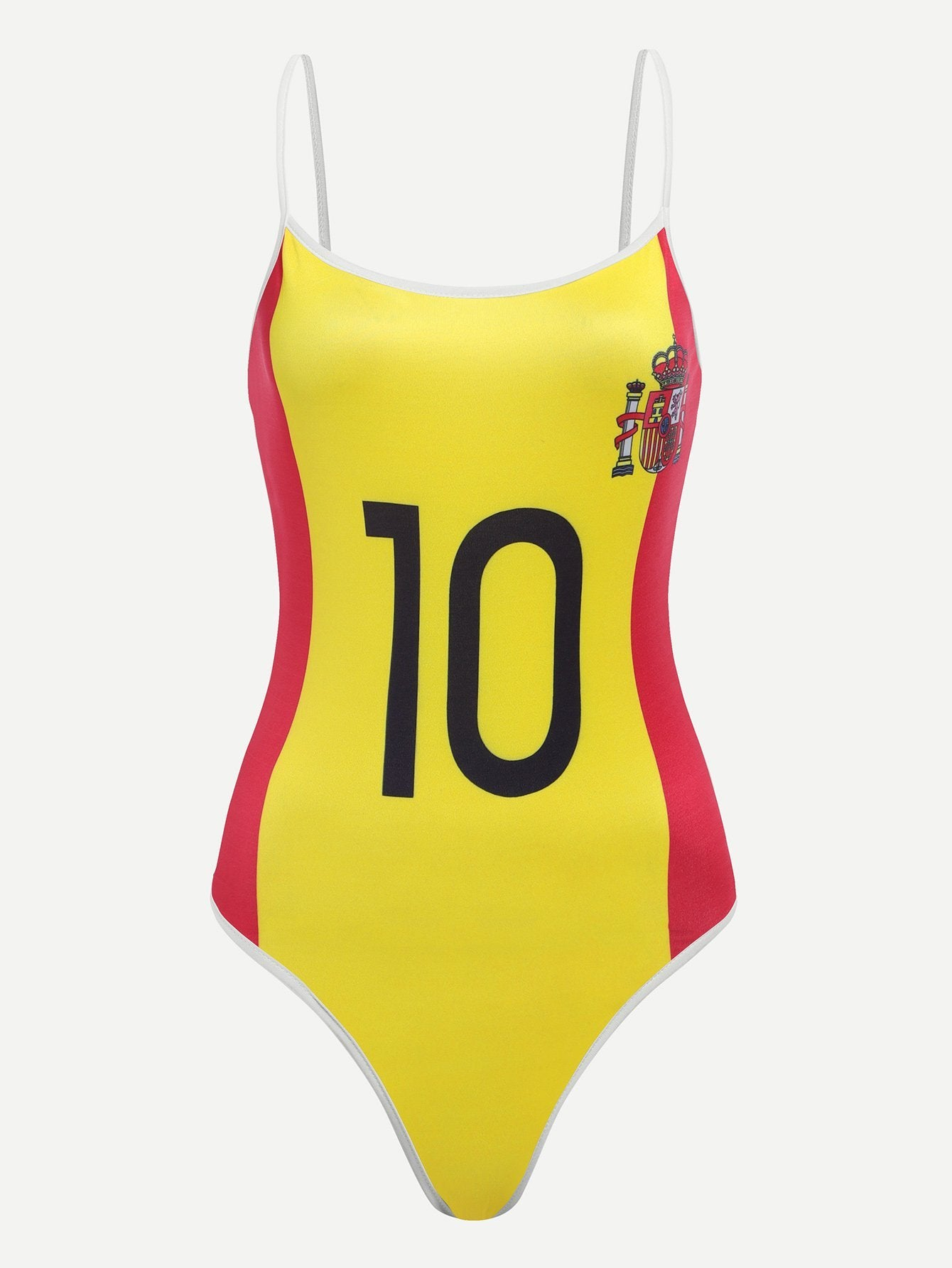 Ladies World Cup soccer bodysuit (1462463397931)