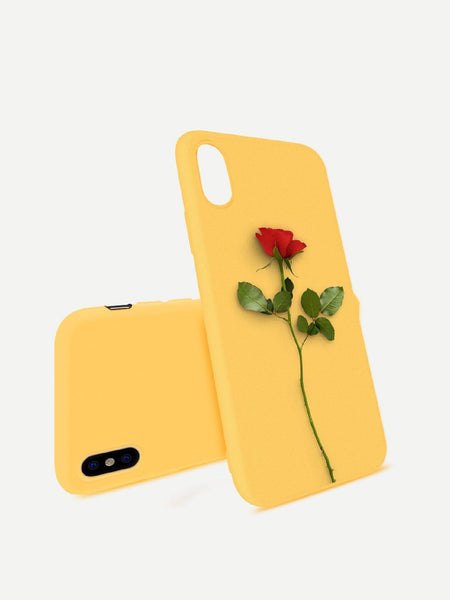3d rose style deluxe iPhone case (1462454157355)