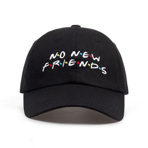No new friends dad hat (1462497443883)