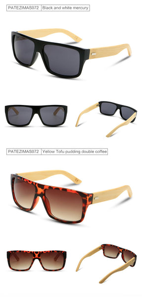 Tropical Bamboo Sunglasses (1462466052139)