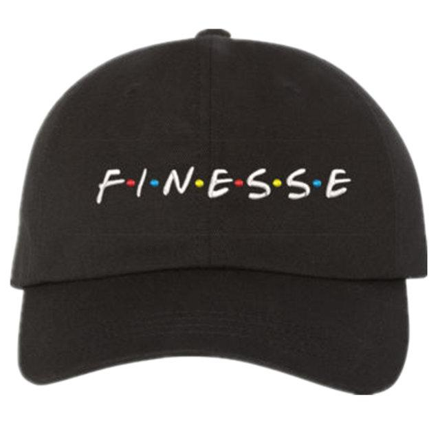 Finesse text dad hat (1462497574955)