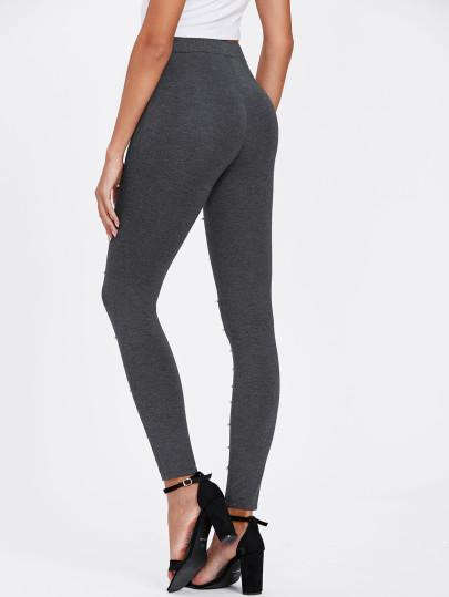 Pearl detail fashion leggings (1462516613163)